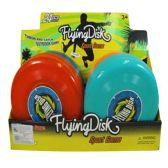 288 Units of FLYING DISK FLYING DISK IN RED & BLUE
