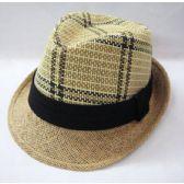 36 Units of Fashion Fedora Hat