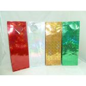 144 Units of Hologram Wine Bag - Gift Bags