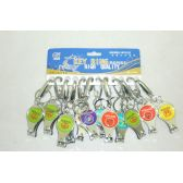 96 Units of Key Chain- Nail Cutter - Key Chains