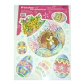 108 Units of Easter Window Cling - Easter