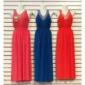 48 units of Ladies Solid Color Summer Dress