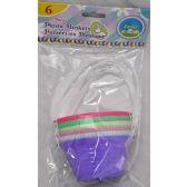 96 Units of 6pc Easter Mini Bskt - Easter