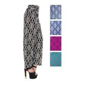 48 Units of Womens Fashion Pants Assorted Colors - Womens Pants