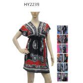 48 Units of Ladies Fashion Summer Sun Dresses Assorted Styles - Womens Sundresses & Fashion