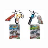 72 Units of 2 IN 1 BYCYCLE AND SKATEBOARD - Novelty Toys
