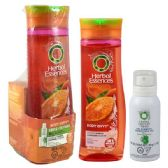 24 Units of Herbal Essence Shampoo W/free Dry Shampoo Citrus