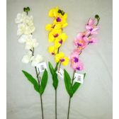 """72 Units of 26"""" 8 hd Orchid w/Leaves"""