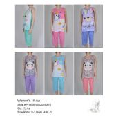 72 Units of Ladies Summer PJ Set
