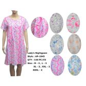 72 Units of Ladies Summer NIghtgown Assorted Styles - Ladies Lingerie & Sleep Wear
