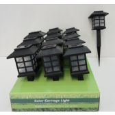"24 Units of 11.5"" Solar Light Stake - Garden Decor"