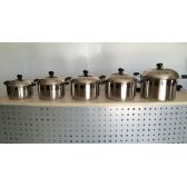 2 Units of 18-26 CM STOCK POT SET - Pots & Pans