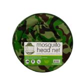 30 Units of Mosquito Head Net Hat - Camping Gear