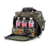 """4 Units of Sherwood Camo Camping Cooler 12"""" x 11"""" x 7"""" - Cooler & Lunch Bags"""
