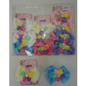 "36 Units of 4.5"" Alligator Clip [Pastel] - Hair Accessories"
