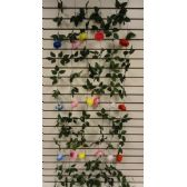 60 Units of 6ft Flower Garland [Small Rose]