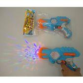 "24 Units of 9.5"" Light 'n Sound Gun [Kaleidoscope Lights]"