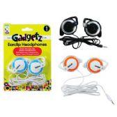 24 Units of Gadgetz Earclip Headphones
