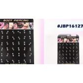 108 Units of Bodyjewelry/ Body Piercing - Body Jewelry
