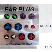 60 Units of Skull Sign Ear Plug/ Ear Studs Body Jewelry Piercing