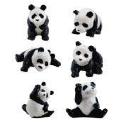 200 Units of Playful Panda Figure