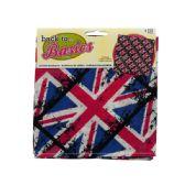 108 Units of British Flag Bandana