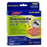 48 Units of 4pk Citronella Coils - Pest Control