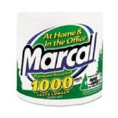 60 Units of Marcal 1000ct Toilet Paper