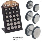 72 Units of ILLUSION PLUGS