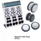 54 Units of MAGNETIC FAKE PLUGS