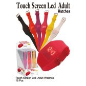 18 Units of TOUCH SCREEN LED ADULT WATCHES