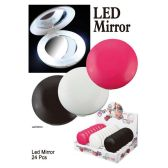 24 Units of LED MIRROR - Mirrors