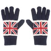 36 Units of GLOVE CANDADIAN - Knitted Stretch Gloves