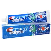 48 Units of Crest Toothpaste 165ml w/Scope DualBlast - Toothbrushes and Toothpaste