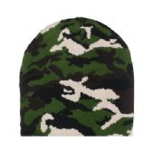 36 Units of CAMO WINTER BEANIE HAT - Winter Beanie Hats