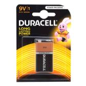 3 Units of Duracell Duralock 9V 1 Europe - Batteries