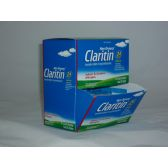 100 Units of Claritin Allergy Pill - Pain and Allergy Relief