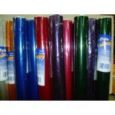 144 Units of Color Cello Wrap 12.5sq - Gift Wrap