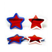 180 Units of Jumbo Star Shades - Patriotic - Costumes & Accessories
