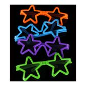 36 Units of Kids Star Sunglasses Assorted - Costumes & Accessories