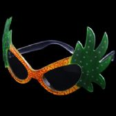 12 Units of Palm Tree Sunglasses - Costumes & Accessories