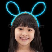 96 Units of Glow Headband - Blue - LED Party Supplies