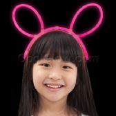 96 Units of Glow Headband - Pink - LED Party Supplies