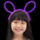 96 Units of Glow Headband - Purple - LED Party Supplies