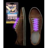 288 Units of Glow Shoe Laces - Purple - LED Party Supplies