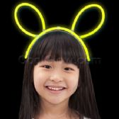 96 Units of Glow Headband - Yellow - LED Party Supplies
