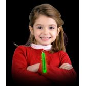 20 Units of 6 Inch Premium Merry Christmas Glow Sticks-Green - LED Party Items