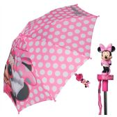 12 Units of Wholesale Minnie Mouse Umbrella - Umbrella