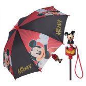 15 Units of Wholesale Mickey Mouse Umbrella - Umbrellas & Rain Gear