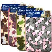 48 Units of Floor Mats 15x23 Designs